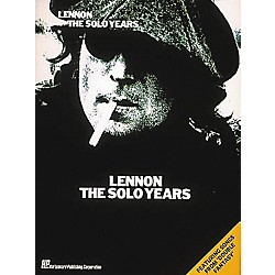 Hal Leonard Lennon - The Solo Years Piano, Vocal, Guitar Songbook (307290)