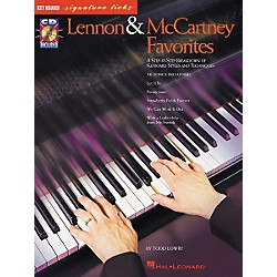 Hal Leonard Lennon and McCartney Favorites (Book/CD) (695651)
