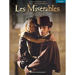 Hal Leonard Les Miserables  Selections from the Movie for Ukulele (118830)