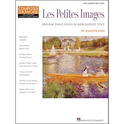 Hal Leonard Les Petites Images - Late Elementary Level Composer Showcase Hal Leonard Student Piano Library by Je (296664)