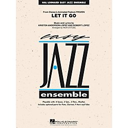 Hal Leonard Let It Go (From Frozen) Easy Jazz Ensemble Series Level 2 (7012291)