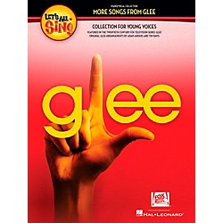 Hal Leonard Let's All Sing More Songs From Glee Collection for Young Voices Performance/Accompaniment CD (9971584)