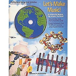 Hal Leonard Let's Make Music! (Book/CD) Package (815057)