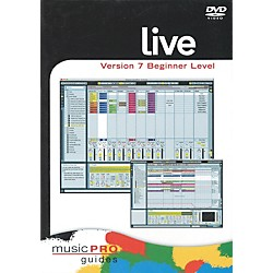 Hal Leonard Live 7 Beginner Level (DVD) (332759)