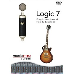 Hal Leonard Logic 7 - Beginner Level, Pro and Express DVD (320628)