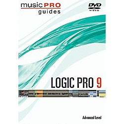 Hal Leonard Logic Pro 9 Advanced Music Pro Series DVD (320978)