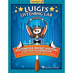 Hal Leonard Luigi's Listening Lab - Multimedia Music History for the Classroom Book/CD-ROM (113415)