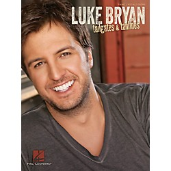 Hal Leonard Luke Bryan - Tailgates & Tanlines for Piano/Vocal/Guitar (309255)