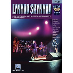 Hal Leonard Lynyrd Skynyrd - Guitar Play-Along DVD Volume 33 (321211)