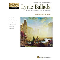 Hal Leonard Lyric Ballads - Six Romantic Pieces For Piano Solo (102404)