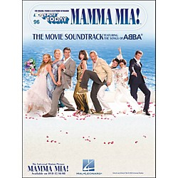 Hal Leonard Mamma Mia: The Movie Soundtrack E-Z Play 96 (100263)