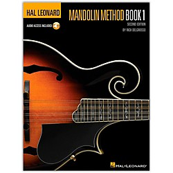 Hal Leonard Mandolin Method Book/CD (695102)