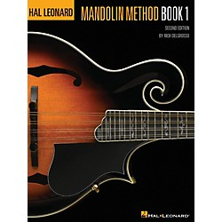 Hal Leonard Mandolin Method Book (699296)