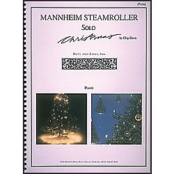 Hal Leonard Mannheim Steamroller Solo Christmas Solos For Flute And Piano (849912)