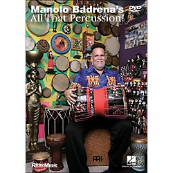 Hal Leonard Manolo Gardena's All That Percussion! (DVD) (320810)