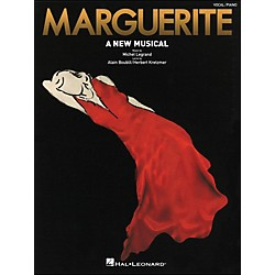 Hal Leonard Marguerite arranged for piano, vocal, and guitar (P/V/G) (313427)