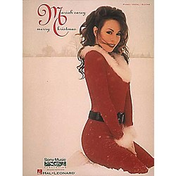 Hal Leonard Mariah Carey - Merry Christmas Piano, Vocal, Guitar Songbook (306007)