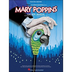 Hal Leonard Mary Poppins - The New Musical arranged for piano, vocal, and guitar (P/V/G) (313303)