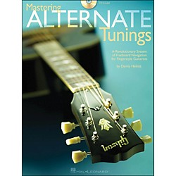 Hal Leonard Mastering Alternate Tunings Book/CD (695787)