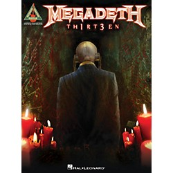 Hal Leonard Megadeth - Th2rt3en Songbook (691185)