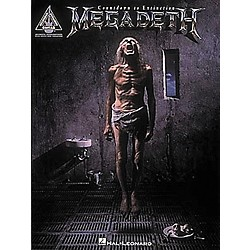 Hal Leonard Megadeth Countdown to Extinction Guitar Tab Songbook (694952)