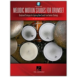 Hal Leonard Melodic Motion Studies for Drumset (122224)