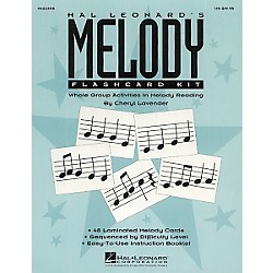Hal Leonard Melody Flashcard Kit (44223118)
