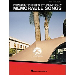 Hal Leonard Memorable Songs Piano, Vocal, Guitar Songbook (313218)