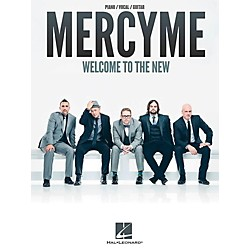 Hal Leonard MercyMe - Welcome To The New for Piano/Vocal/Guitar (128518)