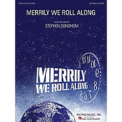 Hal Leonard Merrily We Roll Along - Vocal Selections (313481)