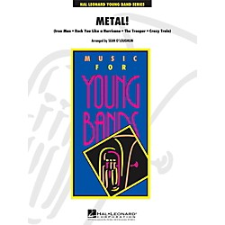 Hal Leonard Metal! - Young Concert Band Level 3 (4003750)