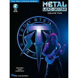 Hal Leonard Metal Lead Guitar Volume 2 (Book/CD) (699322)