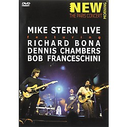 Hal Leonard Mike Stern Live - New Morning The Paris Concert (DVD) (320738)