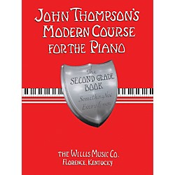 Hal Leonard Modern Course For The Piano Second Grade Book (412234)