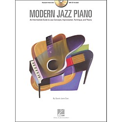 Hal Leonard Modern Jazz Piano Book/CD (311144)
