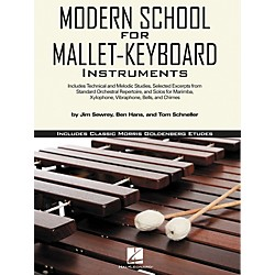 Hal Leonard Modern School for Mallet-Keyboard Instruments Book (347776)