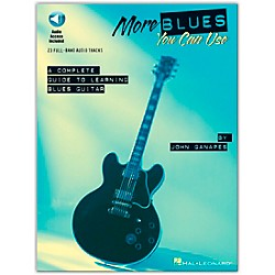 Hal Leonard More Blues You Can Use (Book/CD) (695165)