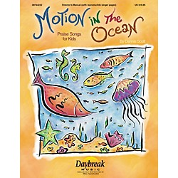 Hal Leonard Motion In The Ocean (8744224)