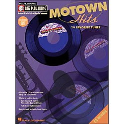Hal Leonard Motown Hits - Jazz Play-Along Volume 85 (CD/Pkg) (843109)