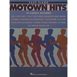 Hal Leonard Motown Hits (34 Classics) For Easy Piano (310439)