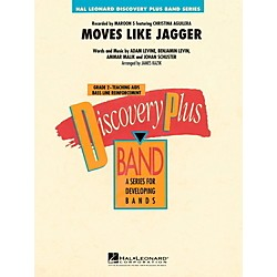 Hal Leonard Moves Like Jagger - Discovery Plus Concert Band Level 2 (4003351)
