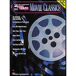 Hal Leonard Movie Classics 2nd Edition E-Z Play 293 (102124)