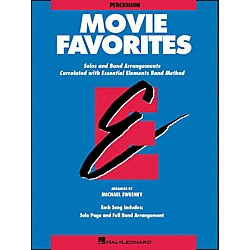 Hal Leonard Movie Favorites Percussion (860012)