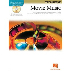 Hal Leonard Movie Music For Trombone Book/CD (842095)