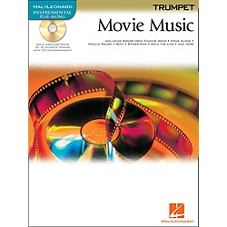 Hal Leonard Movie Music For Trumpet Book/CD (842093)