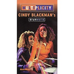 Hal Leonard Multiplicity: Cindy Blackman's Drum World Video (320215)