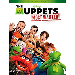 Hal Leonard Muppets Most Wanted - Music From The Motion Picture Soundtrack for Piano/Vocal/Guitar (127534)