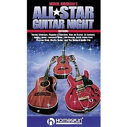 Hal Leonard Muriel Anderson's All Star Guitar Night Video (641369)