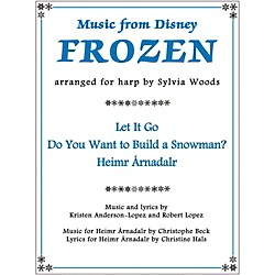 Hal Leonard Music From Disney's Frozen for Harp (128723)