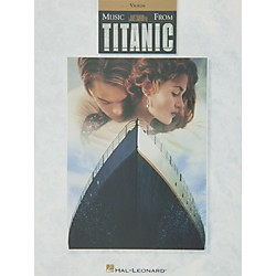 Hal Leonard Music From Titanic For Violin (841318)